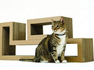 KATRIS Lynks cat scratchers