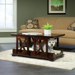 Sauder's Coffee Table Pet Bed